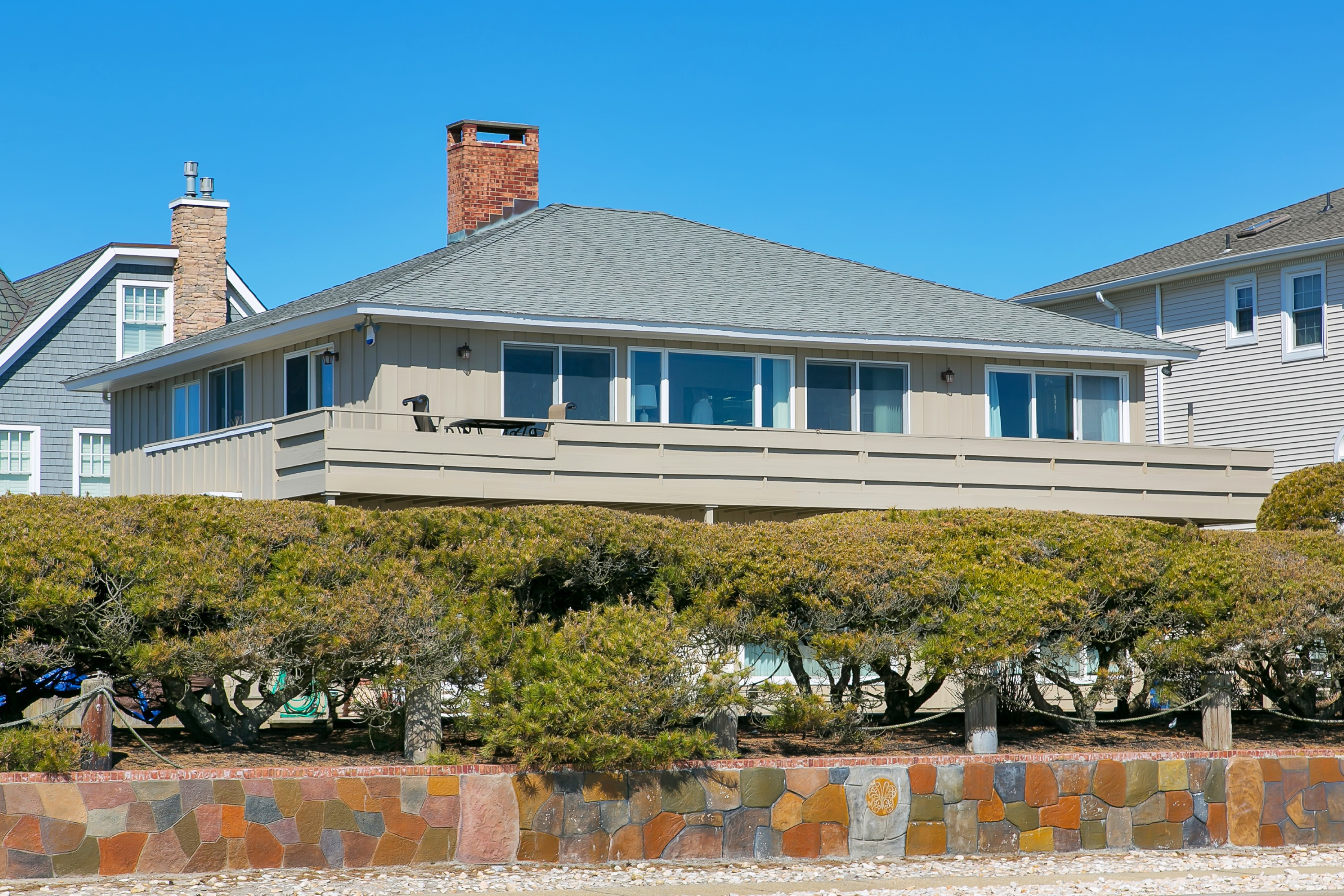 Single Family Home for Sale at Your Treasure Lies Here 209 Ocean Avenue Sea Girt, New Jersey 08750 United States