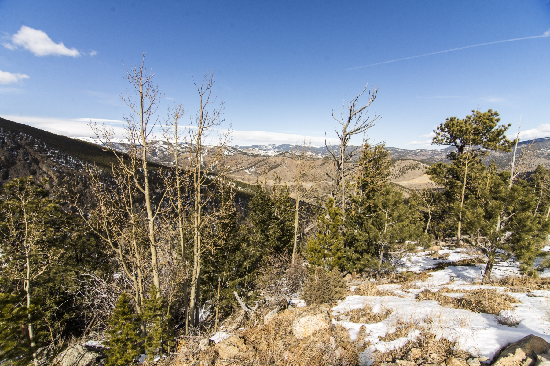 Property For Sale at Private 12 Acres with Continental Divide Views