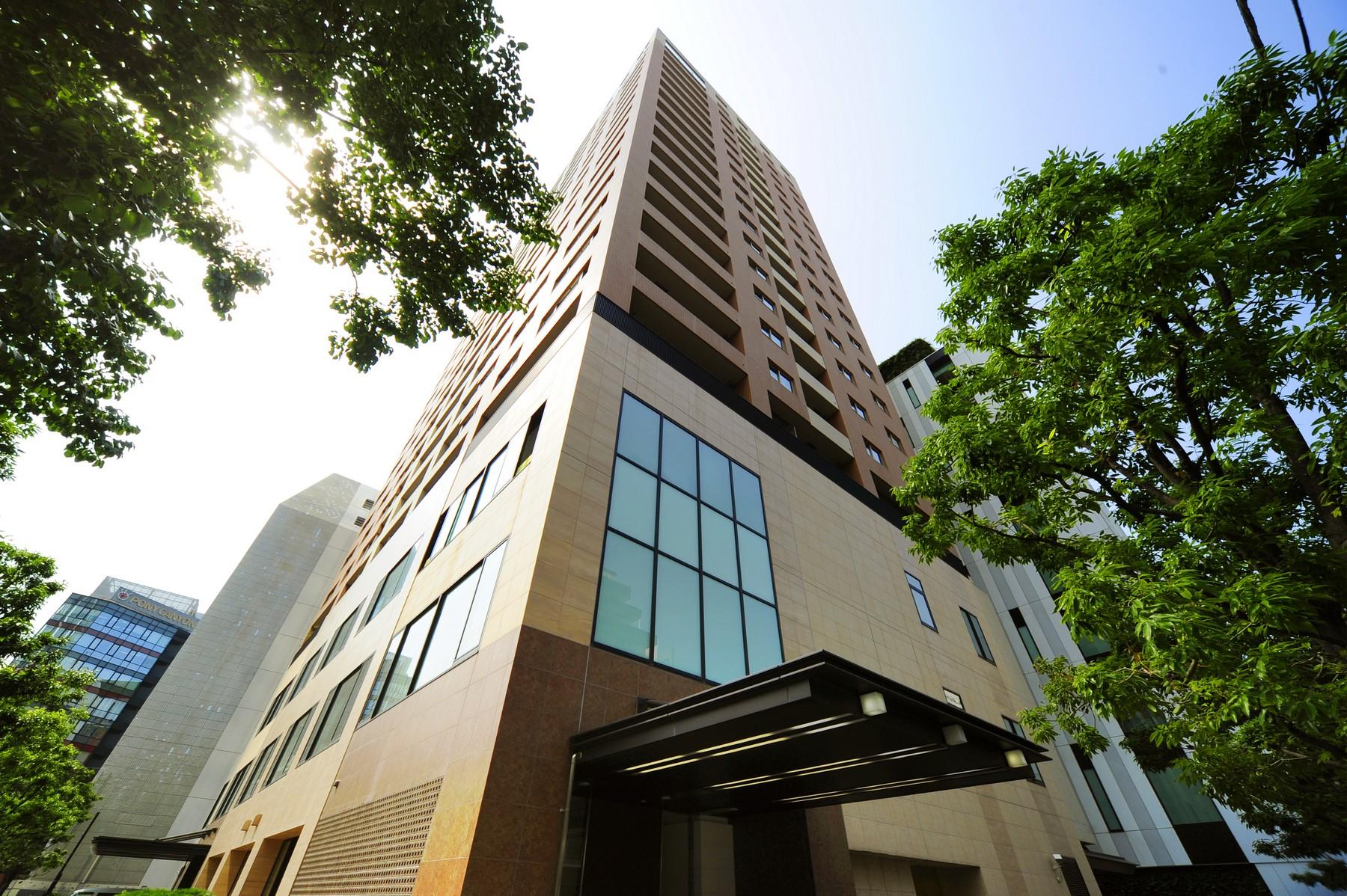 Appartement pour l Vente à Grand Suite Toranomon Toranomon, Minato-Ku, Tokyo Japon