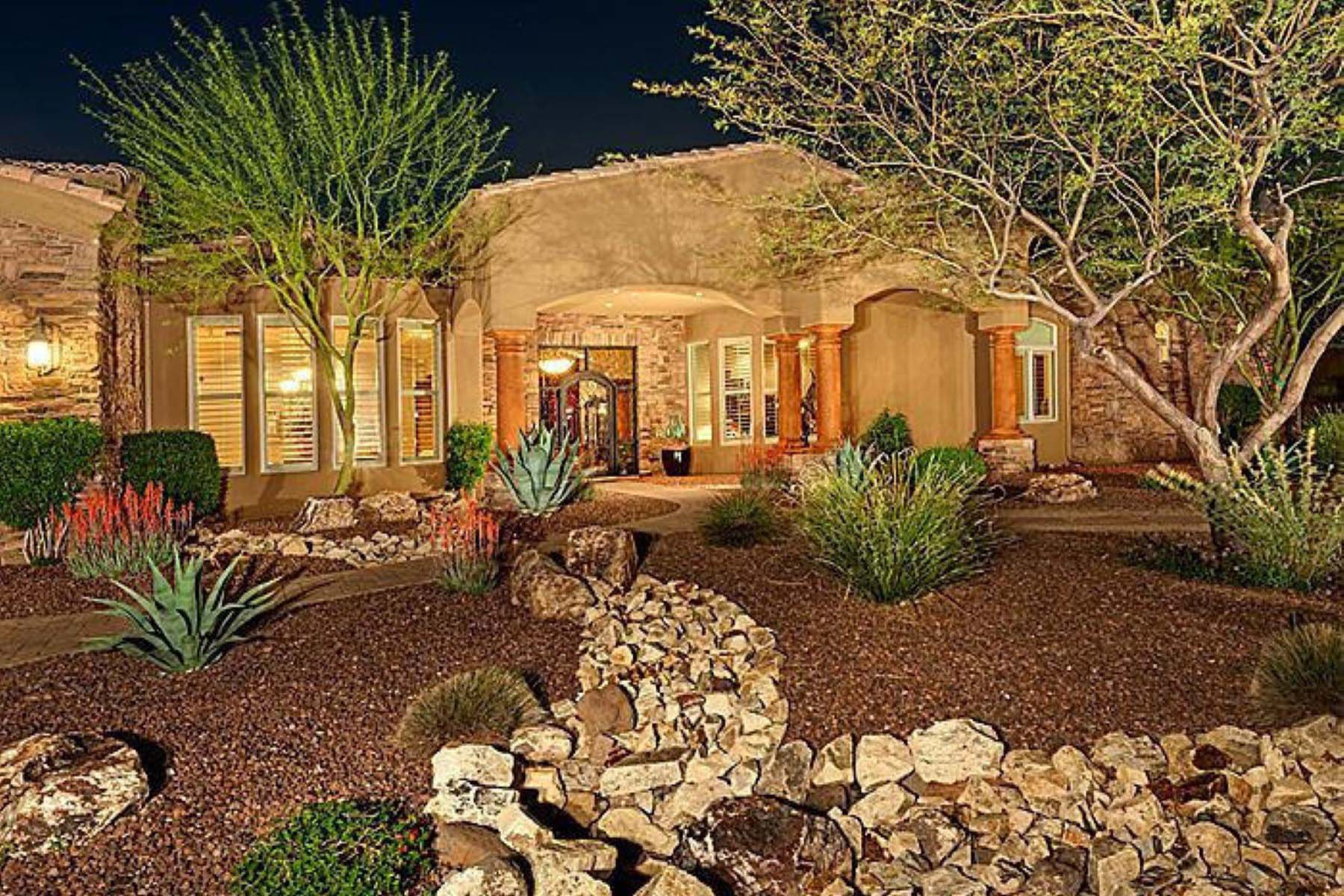 Villa per Vendita alle ore A Masterpiece Hand-built By Italian Craftsmen To Impeccable Standards. 8612 E Woodley Way Scottsdale, Arizona 85262 Stati Uniti