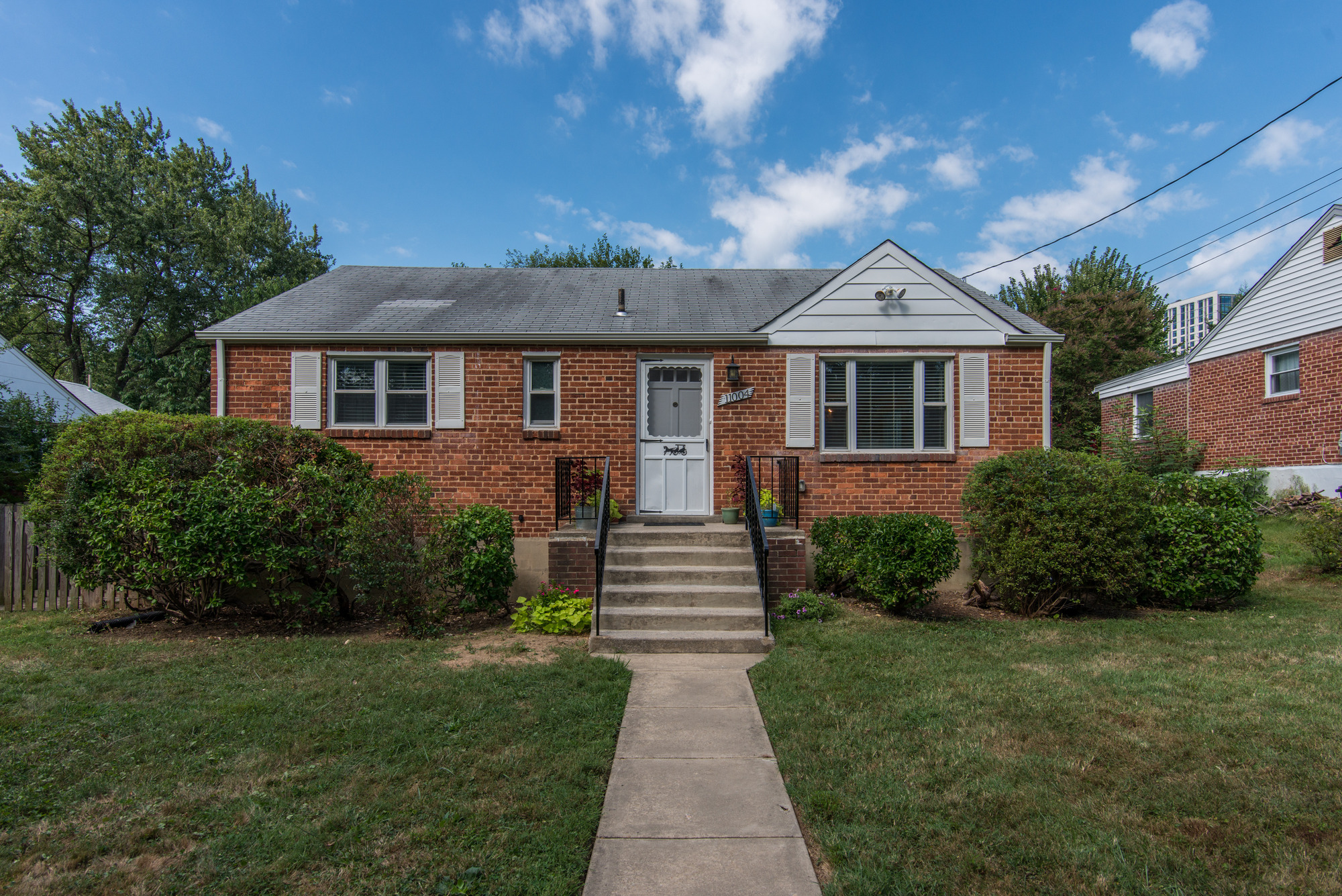 Single Family Home for Sale at 11004 Bucknell Drive, Silver Spring Silver Spring, Maryland 20902 United States