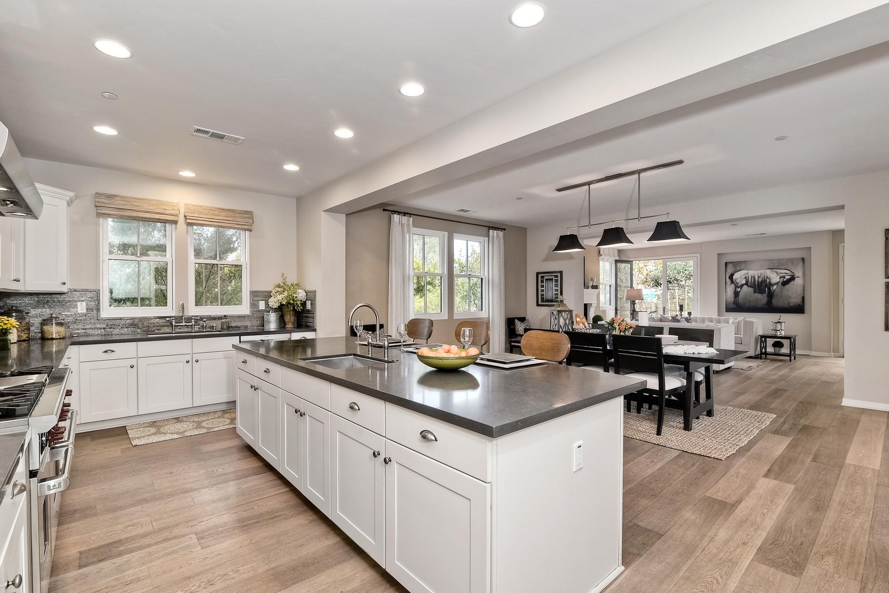 一戸建て のために 売買 アット 1497 Halia Court Encinitas, カリフォルニア, 92024 アメリカ合衆国