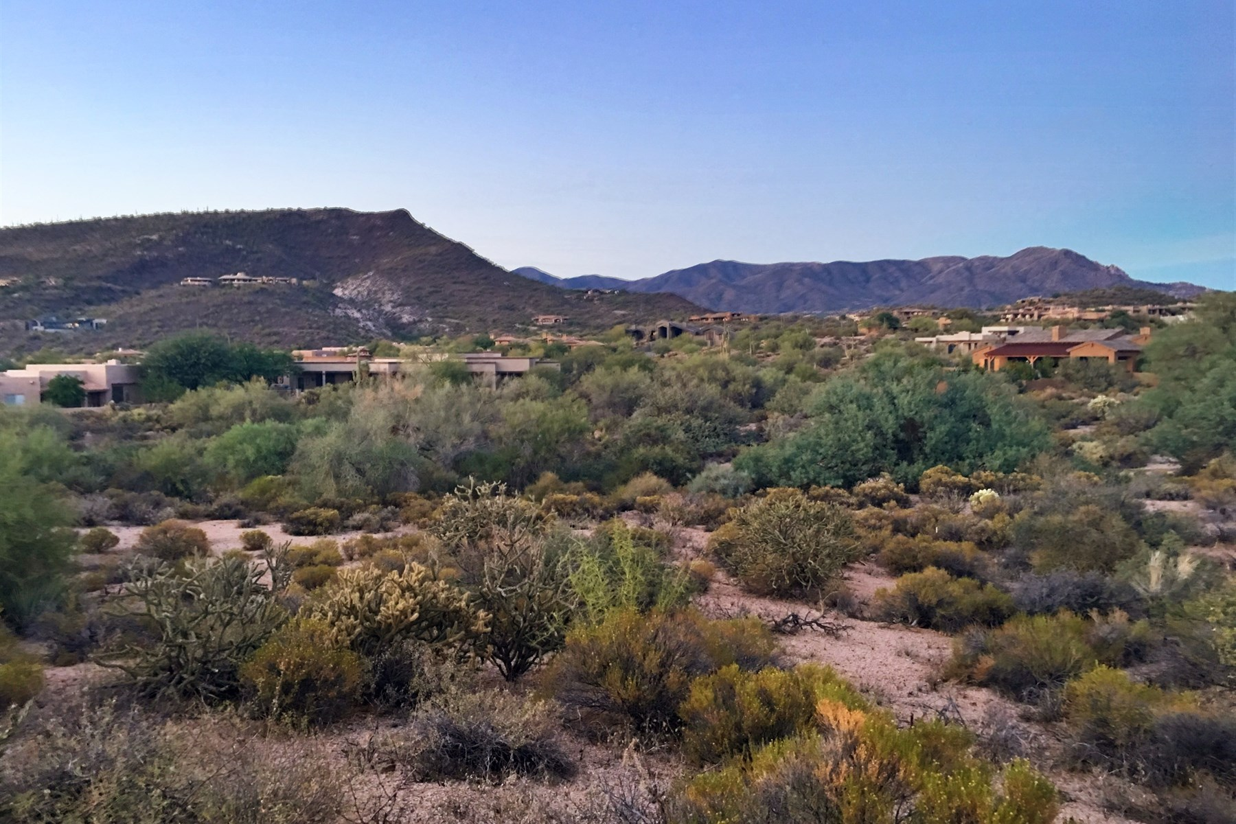 Terreno para Venda às Non membership homesite in Desert Mountain's Village of Gambel Quail 9556 E Celestial Dr #62 Scottsdale, Arizona, 85262 Estados Unidos
