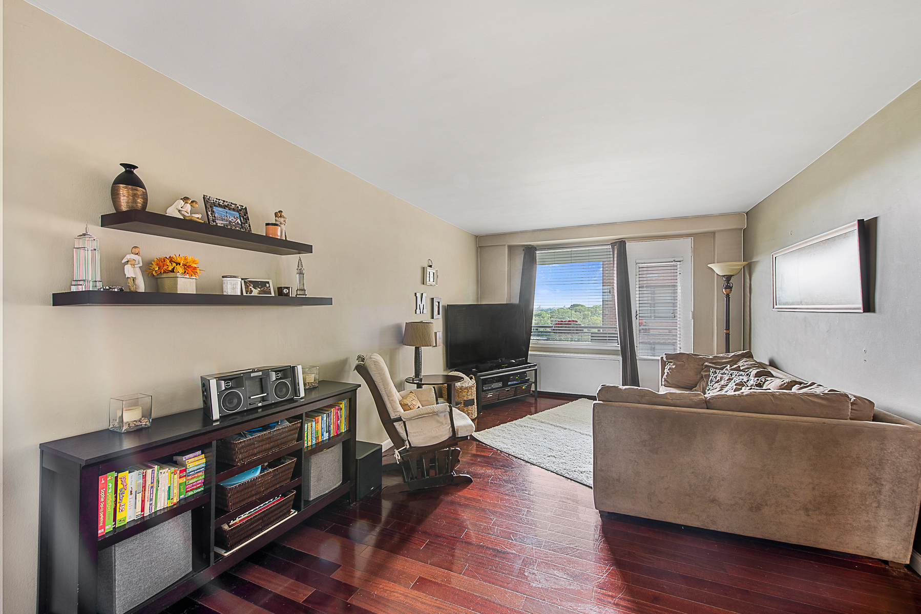 open-houses property at SPACIOUS 1 BR WITH TERRACE