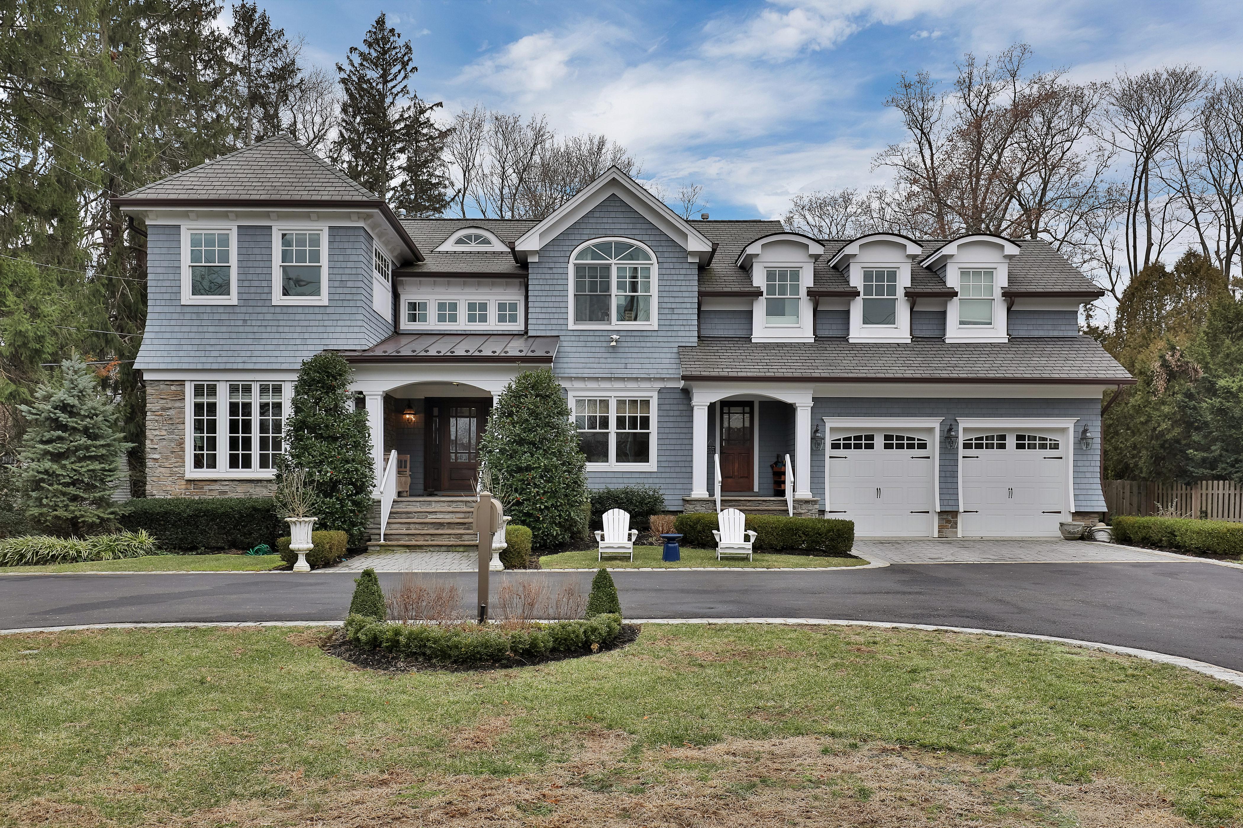 Casa Unifamiliar por un Venta en Instant Gratification 124 Avenue of Two Rivers Rumson, Nueva Jersey 07760 Estados Unidos