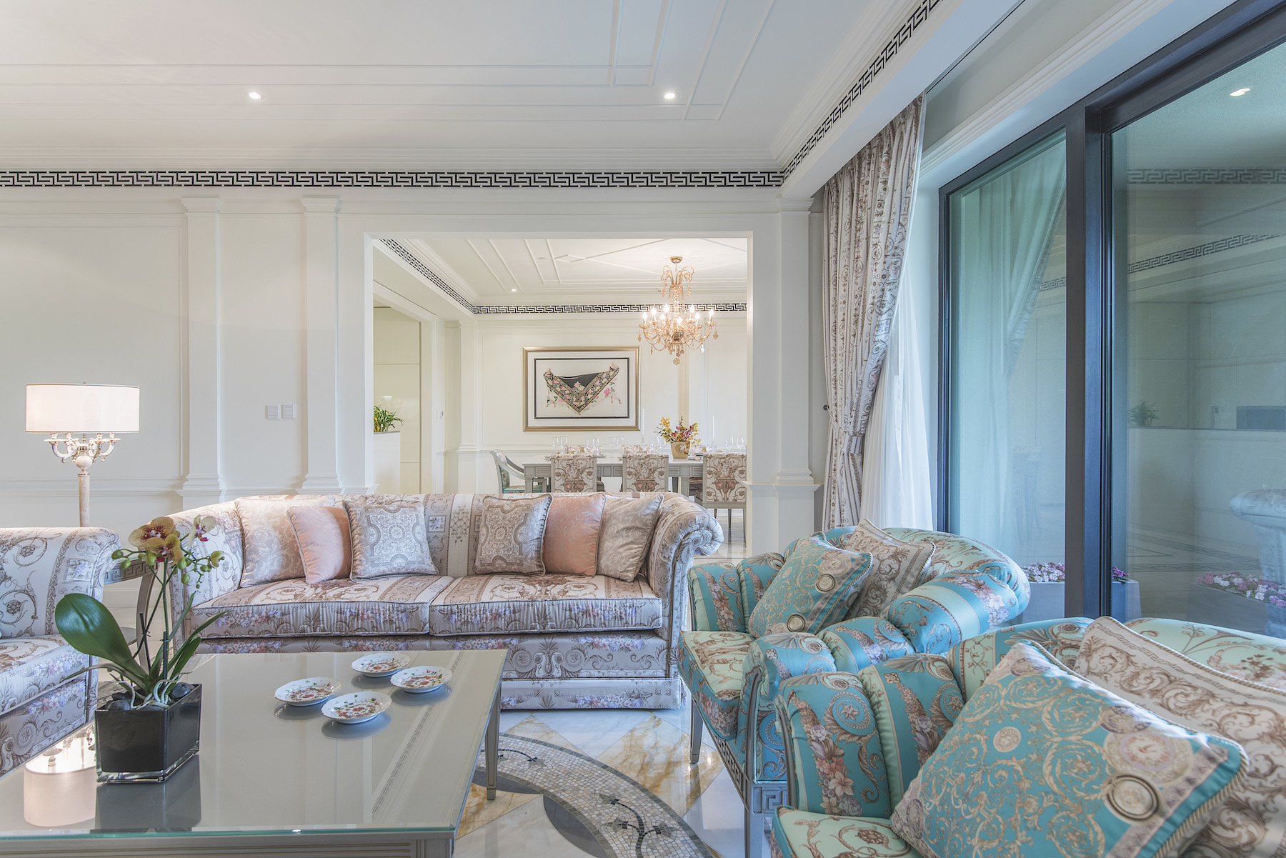sales property at Palazzo Versace