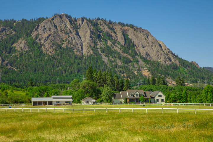 Single Family Home for Sale at Cle Elum Ranch 830 Pays Rd Cle Elum, Washington, 98922 United States