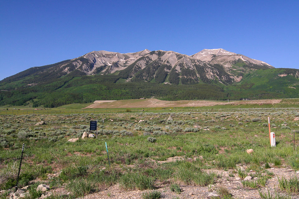 Land for Sale at Panoramic Mountain Views 271 White Stallion Circle M2-45 Crested Butte, Colorado 81224 United States