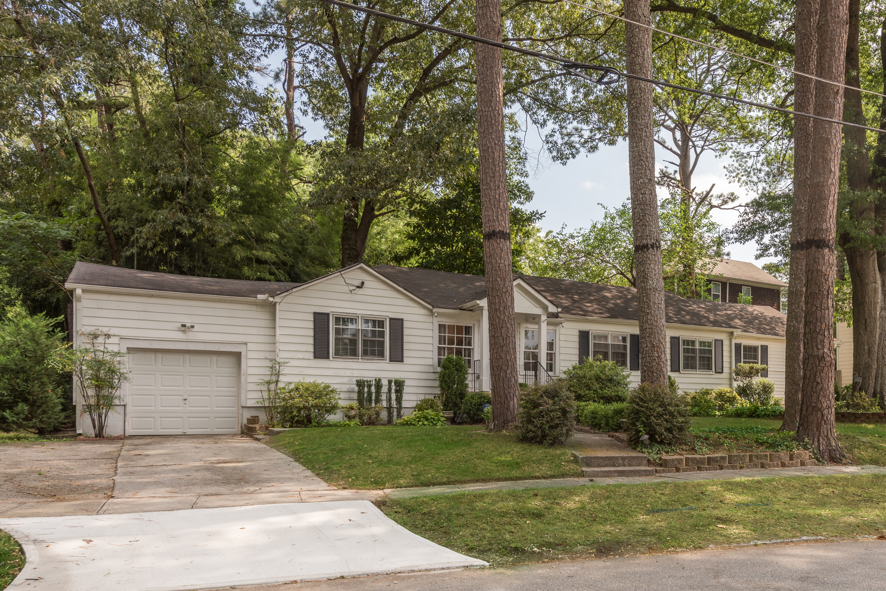 sales property at Charming Three Bedroom, Two Bath Home In Brookhaven