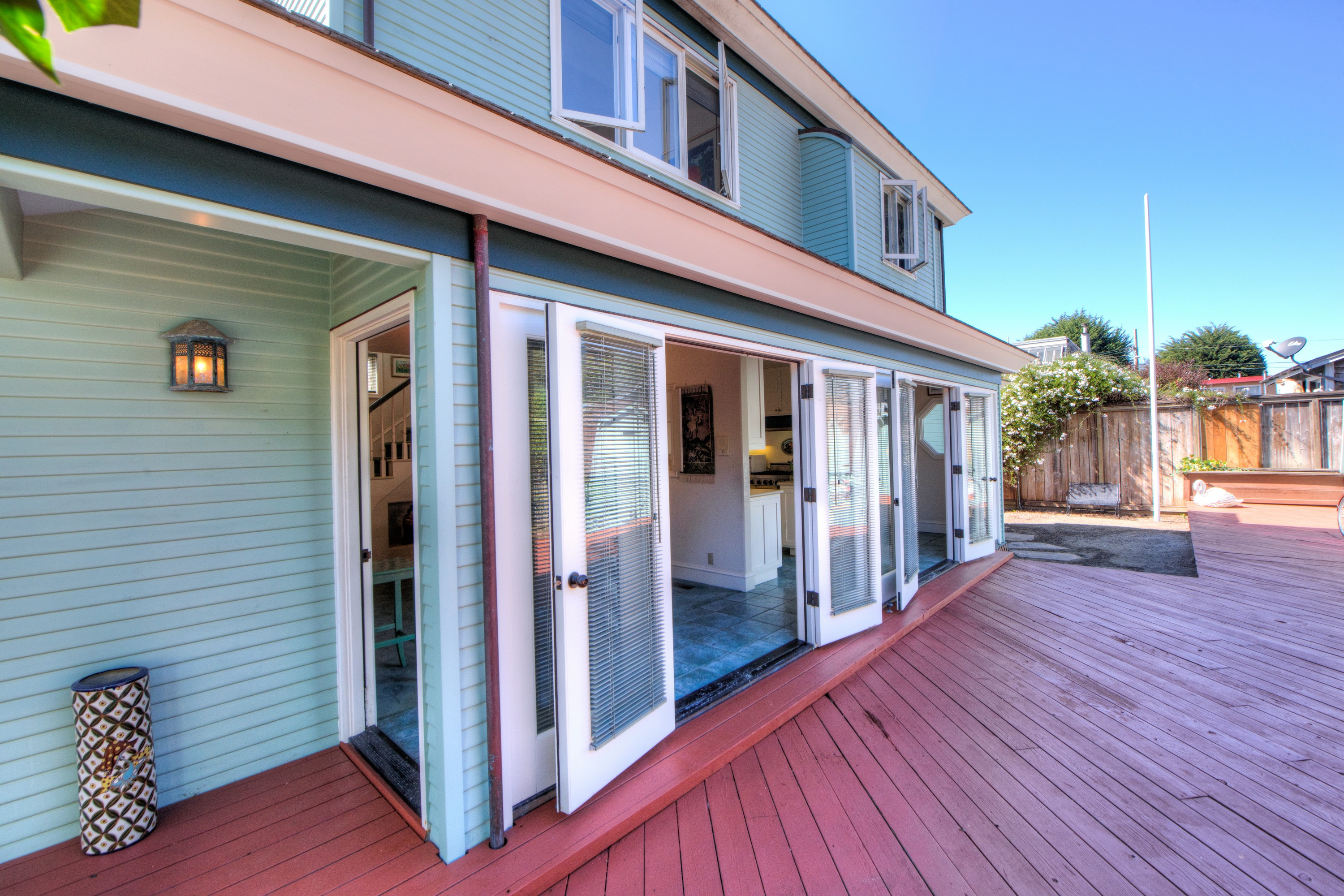 Single Family Home for Sale at Stinson Beach Custom Home Steps to Town 12 Calle Del Pradero Stinson Beach, 94970 United States