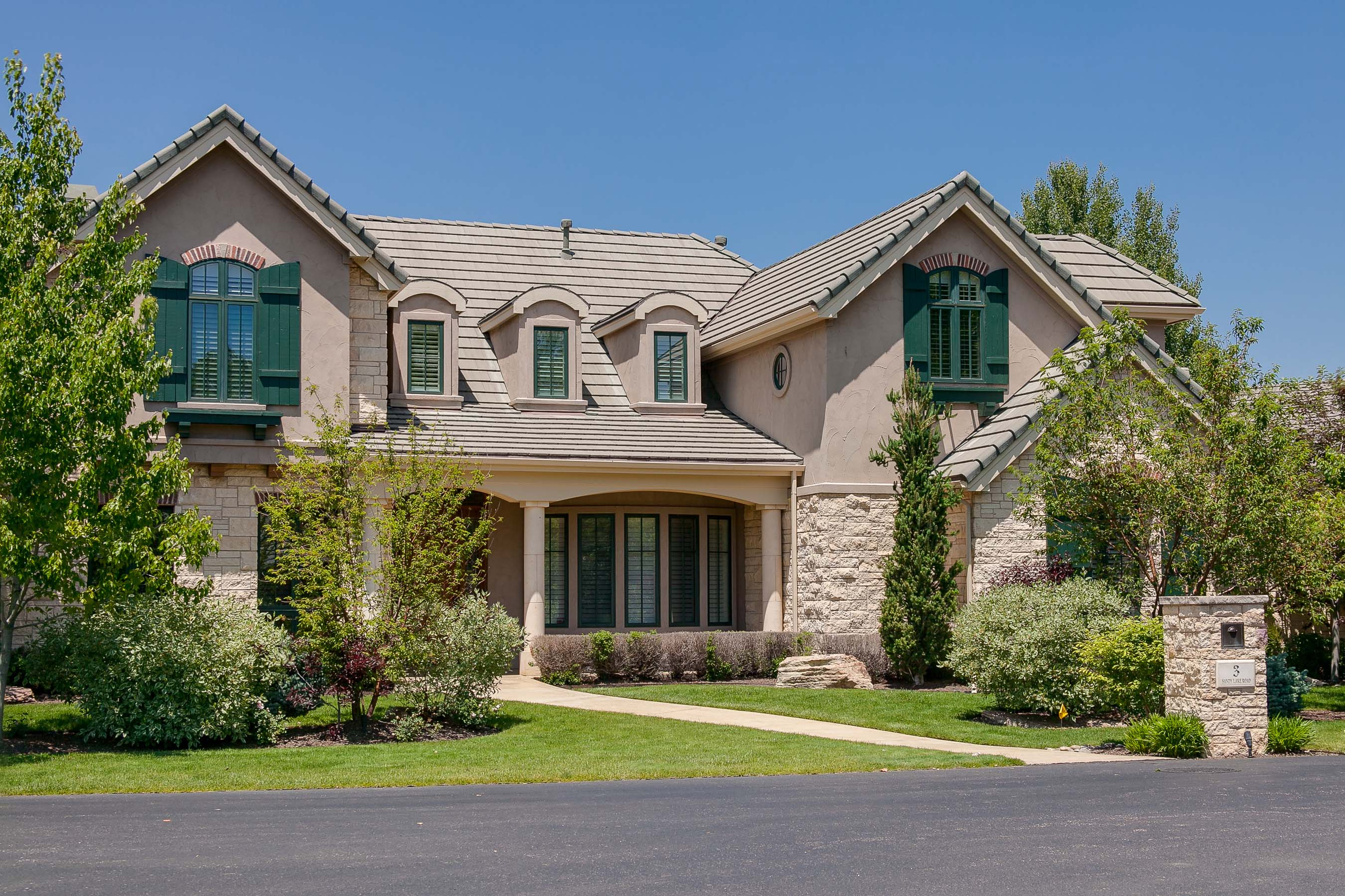Single Family Home for Sale at Backs to Lake 3 Sandy Lake Rd Cherry Hills Village, Colorado 80113 United States