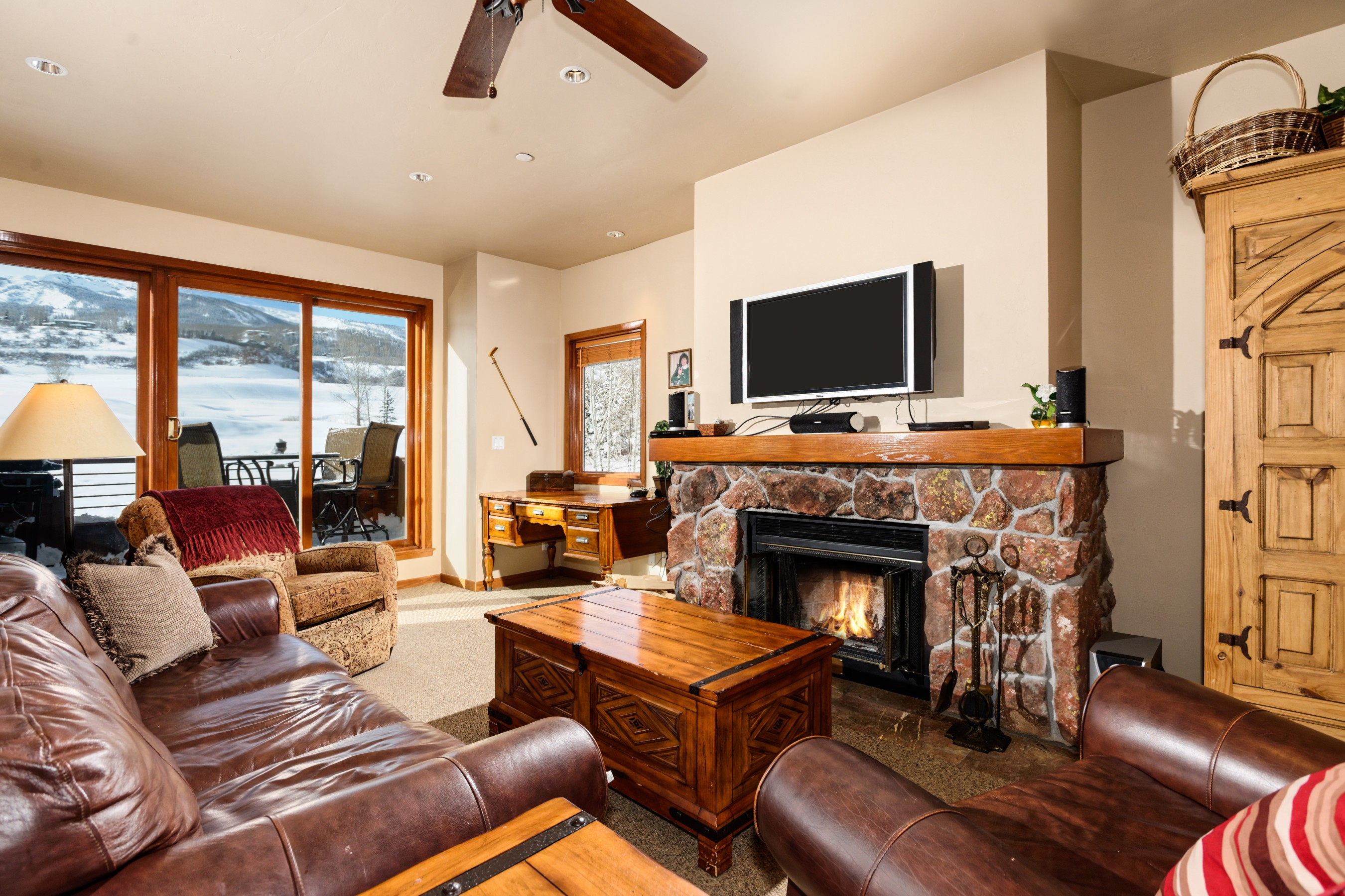 Single Family Home for Sale at Club Villas, Phase III, Unit: 1523 150 Snowmass Club Circle Unit #1523 Snowmass Village, Colorado, 81615 United States