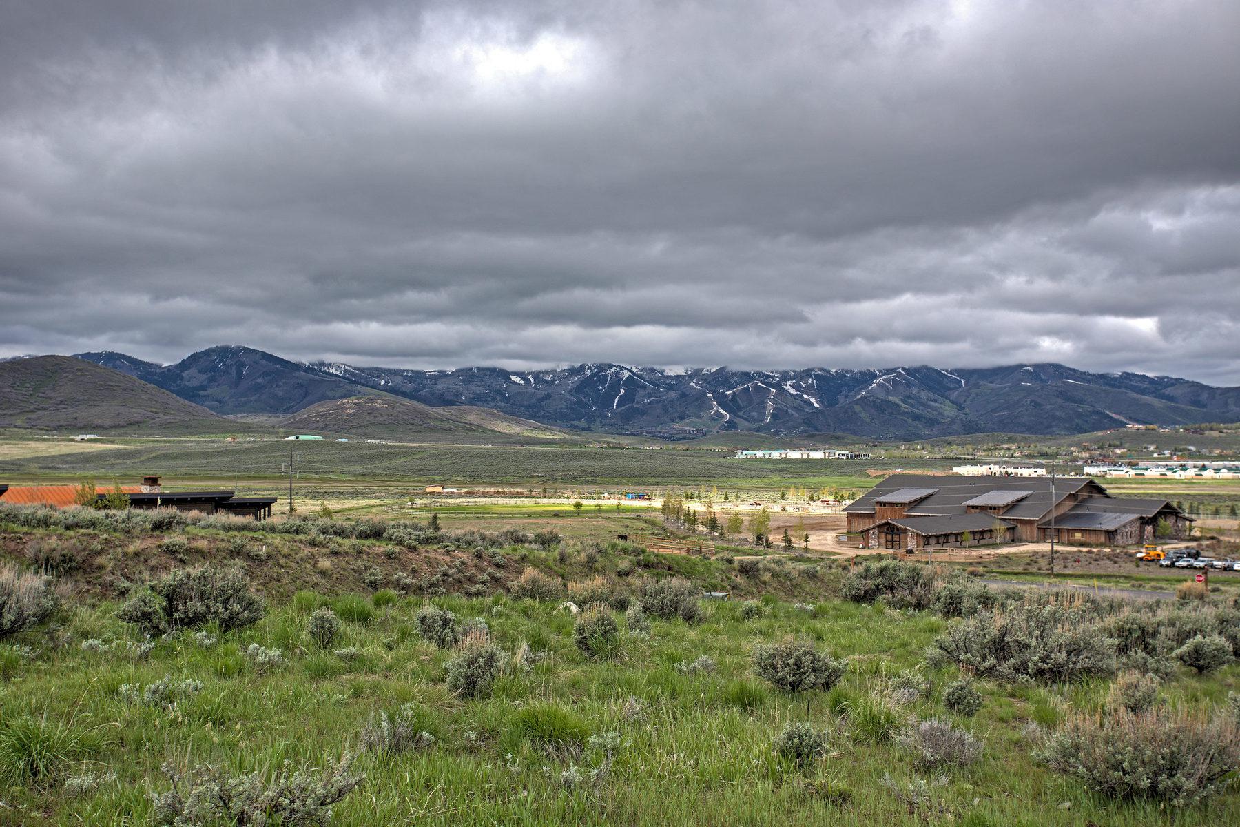 Đất đai vì Bán tại Promontory Homesite Mountain And Ski Views 2521 Prairie Schooner Trl PALSDS-17 Park City, Utah, 84098 Hoa Kỳ