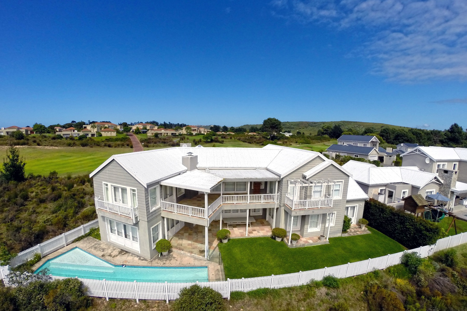 Single Family Home for Sale at Life On The Green Plettenberg Bay, Western Cape, 6600 South Africa