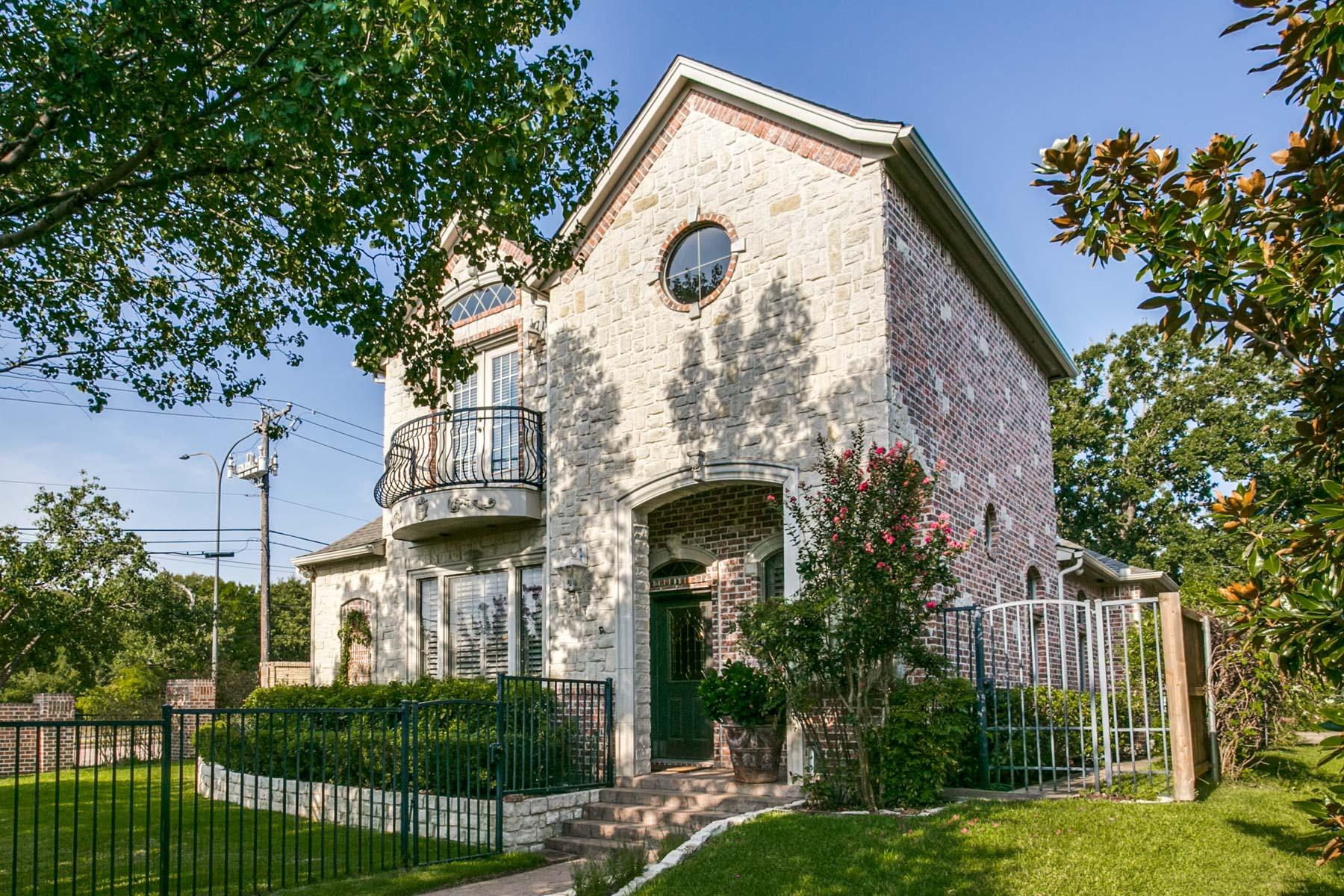 Vivienda unifamiliar por un Venta en Upscale Arlington Home 4118 Bishop Creek Ct Arlington, Texas, 76016 Estados Unidos