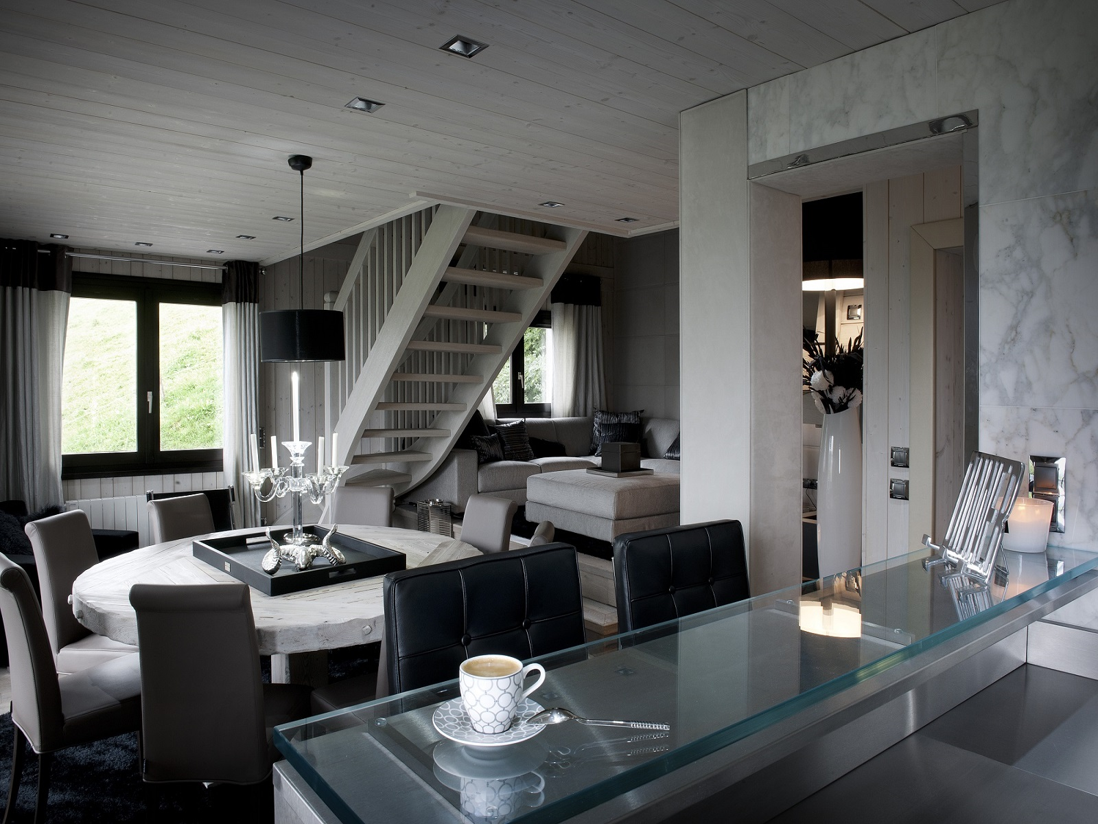 Single Family Home for Sale at Chalet FLOCON Megeve, Rhone-Alpes France