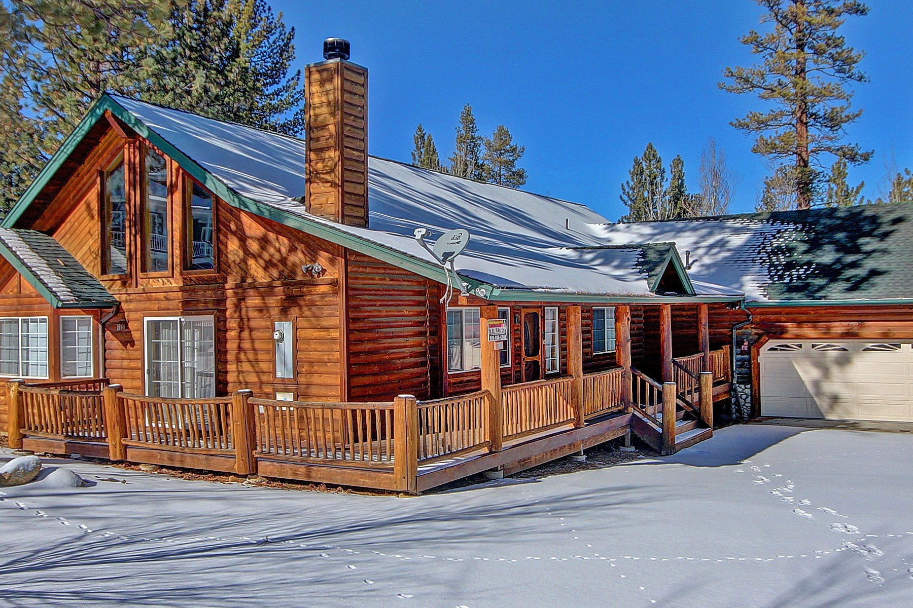 Single Family Home for Sale at 42398 Heavenly Valley Big Bear Lake, California 92315 United States