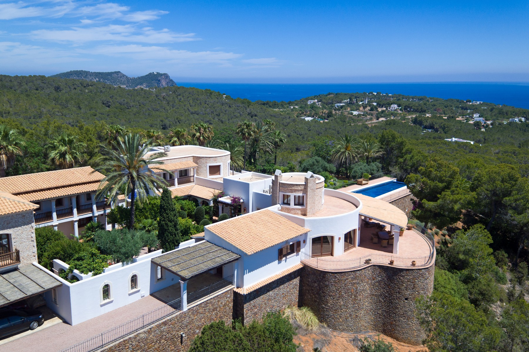 Single Family Home for Sale at Impressive Finca in San Carlos Santa Eulalia, Ibiza, 07819 Spain