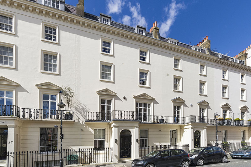 Single Family Home for Sale at West Eaton Place London, England SW1X8LT United Kingdom
