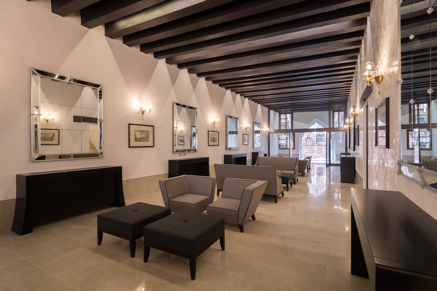 Additional photo for property listing at Mantegna Palazzo Molin del Cuoridoro San Marco Venice, Venice Italie