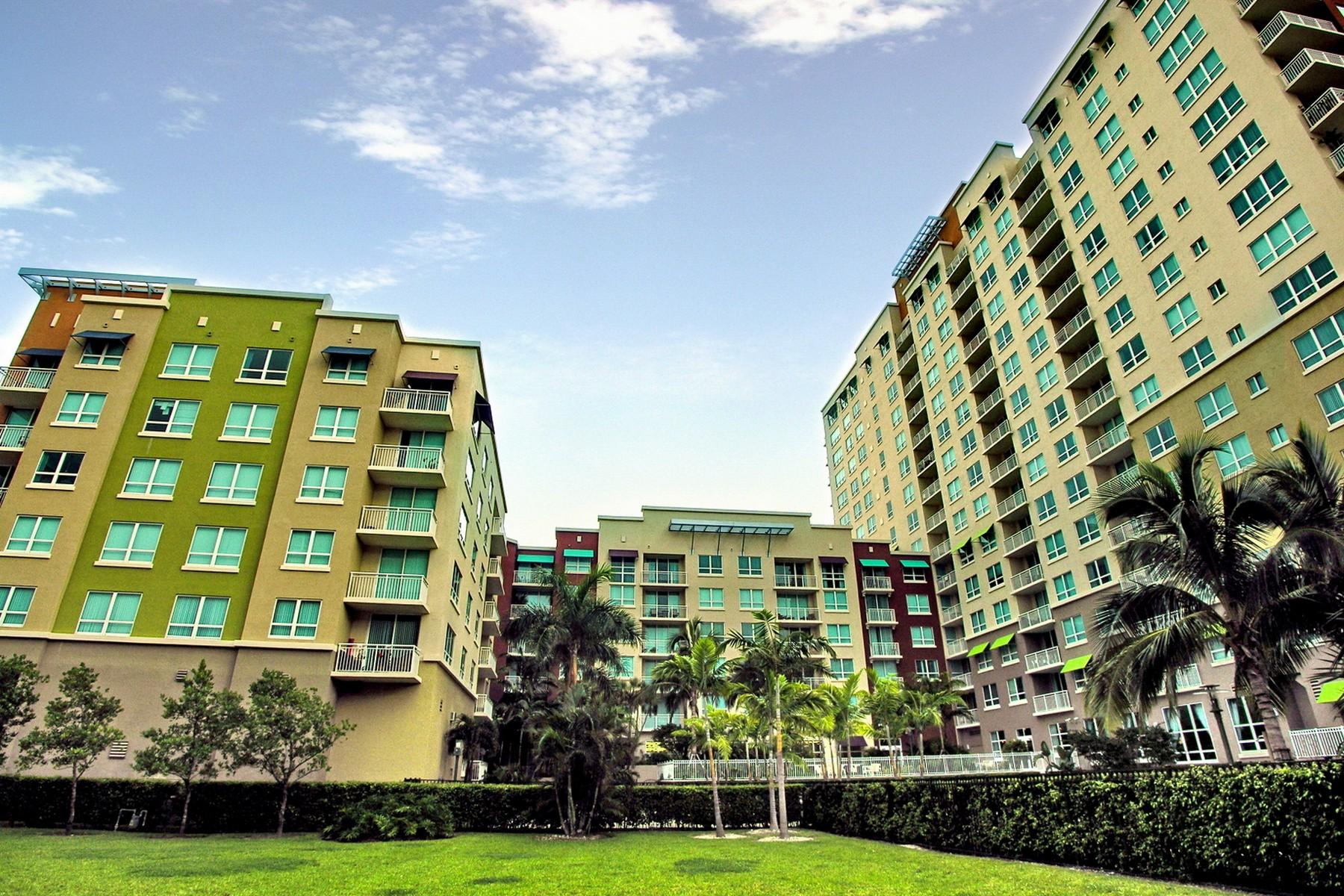 Condominium for Sale at 2001 Biscayne Blvd #2418 2001 Biscayne Blvd Unit 2418 Miami, Florida 33132 United States
