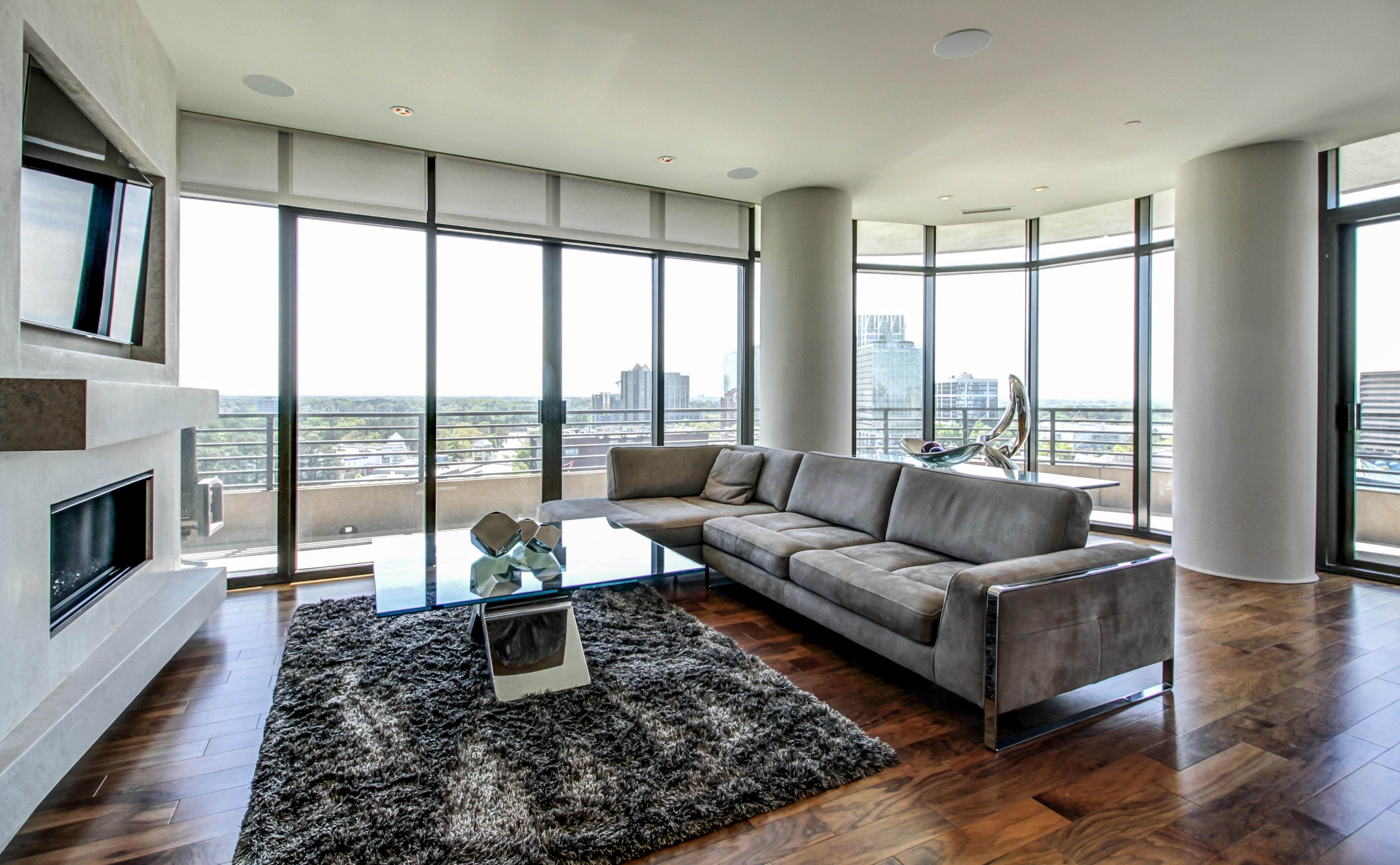 Condominium for Sale at Perfect Buckhead Condo 750 Park Avenue NE, No. 16S Atlanta, Georgia, 30326 United States