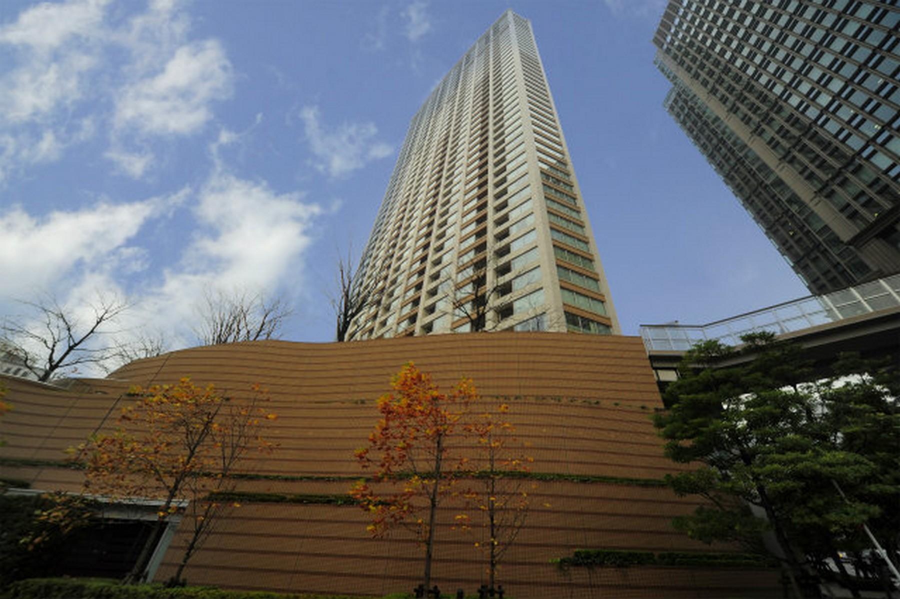 Căn hộ vì Bán tại Park Court Akasaka the Tower Minato-Ku, Tokyo Nhật Bản