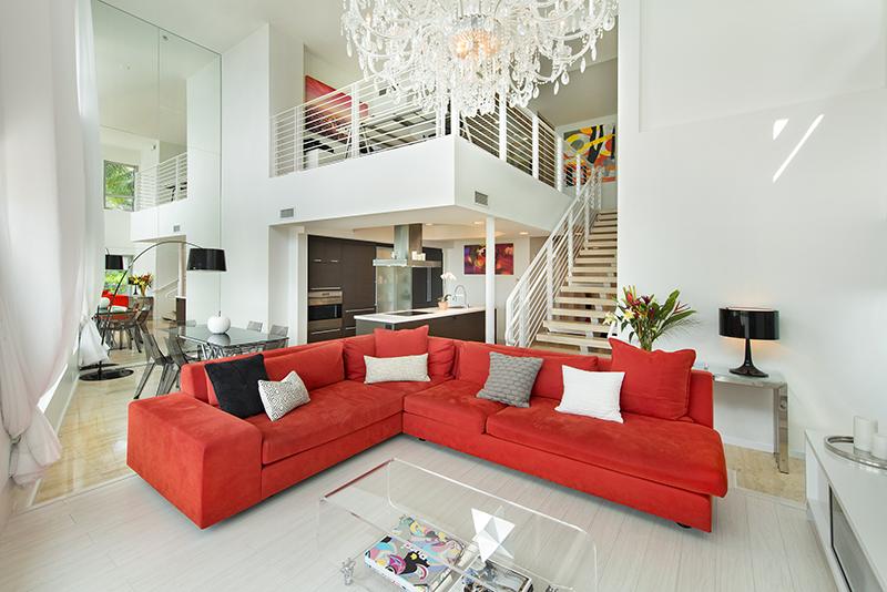 Appartement en copropriété pour l Vente à 1491 Lincoln Ter #103 Miami Beach, Florida 33139 États-Unis