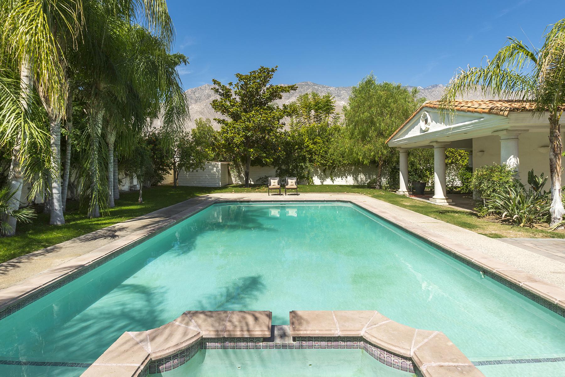 단독 가정 주택 용 매매 에 64415 Via Risso Palm Springs, 캘리포니아, 92264 미국