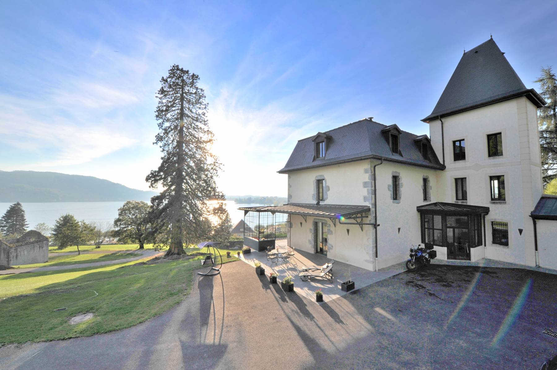 Частный односемейный дом для того Продажа на Domaine de la Tour 17 Avenue de chavoires Other Rhone-Alpes, Рона-Альпы 74940 Франция