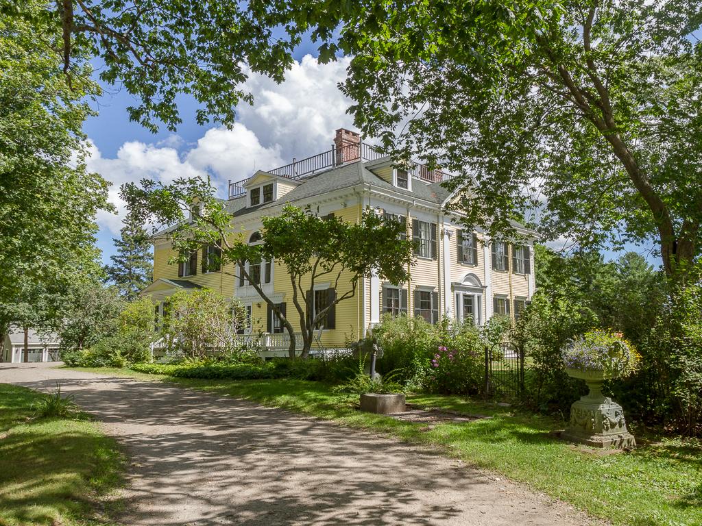 단독 가정 주택 용 매매 에 Glidden Point Estate 185 Glidden Street Newcastle, 마이애미, 04553 미국