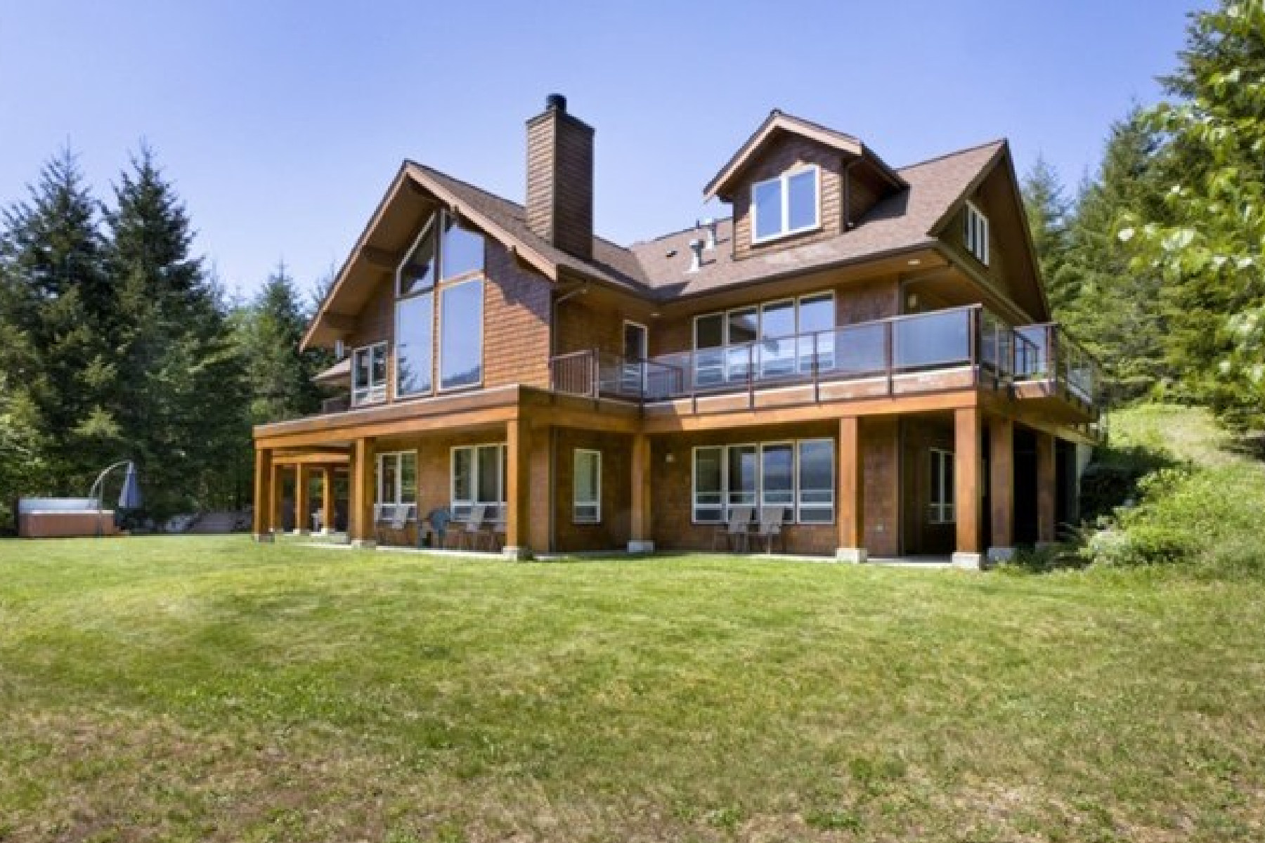 Villa per Vendita alle ore Mt. Baker Retreat 8174 Mt. Baker Hwy Deming, Washington, 98244 Stati Uniti