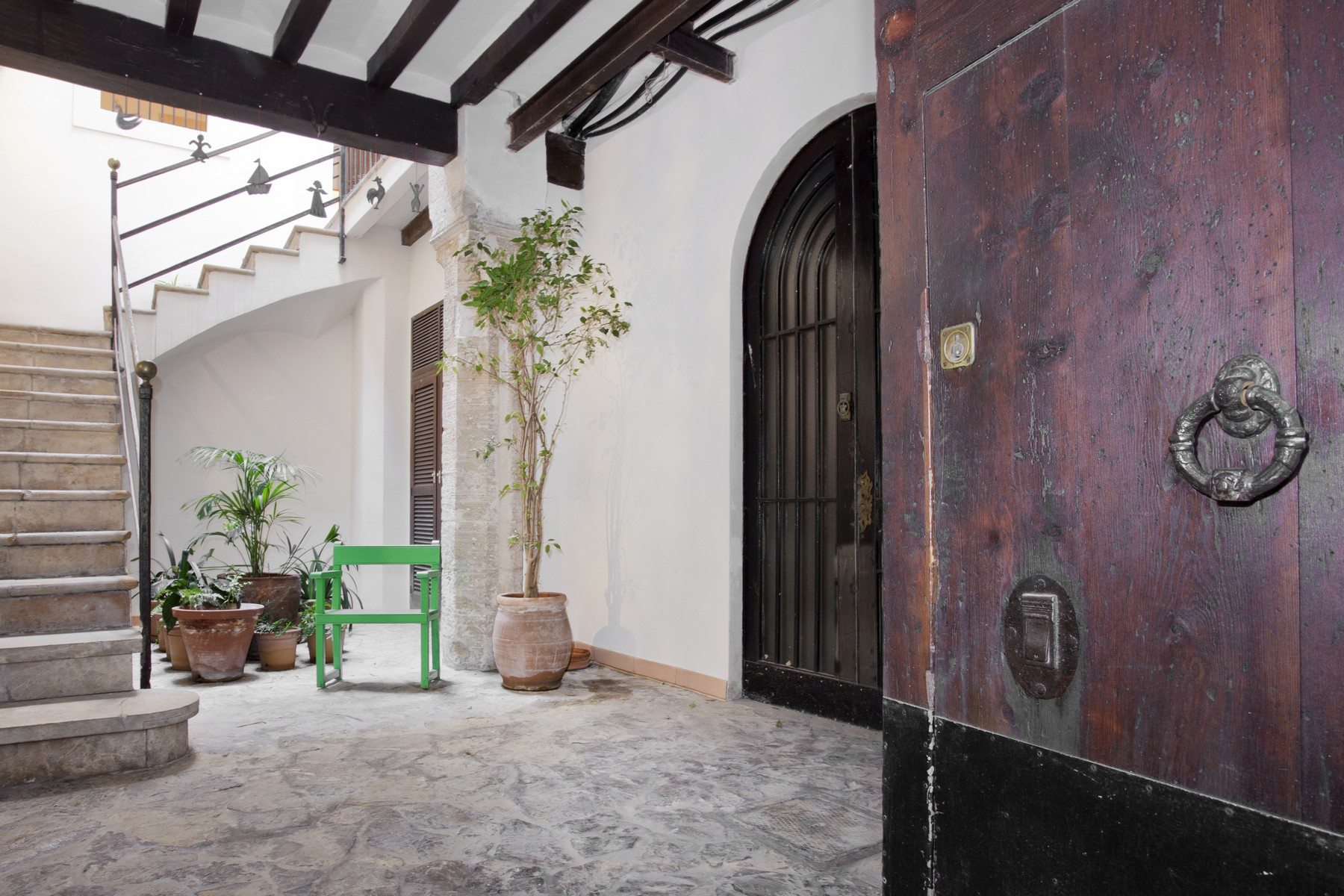 Single Family Home for Sale at Duplex Penthouse in the centre of Palma Palma Center, Mallorca, 07001 Spain
