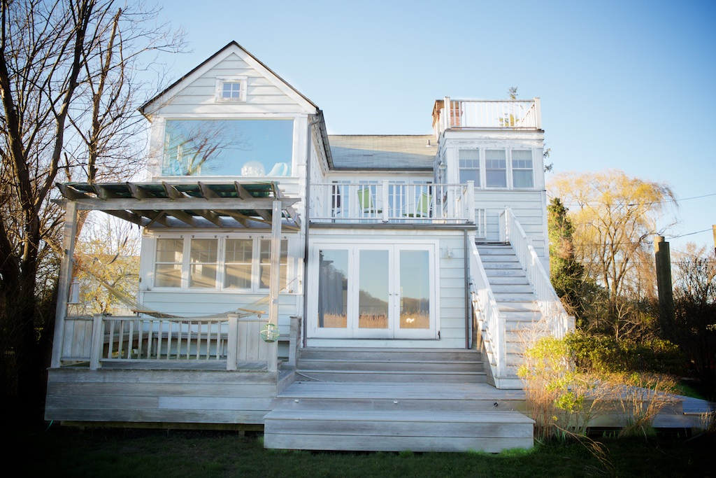Property Of Architect Designed Waterfront Home