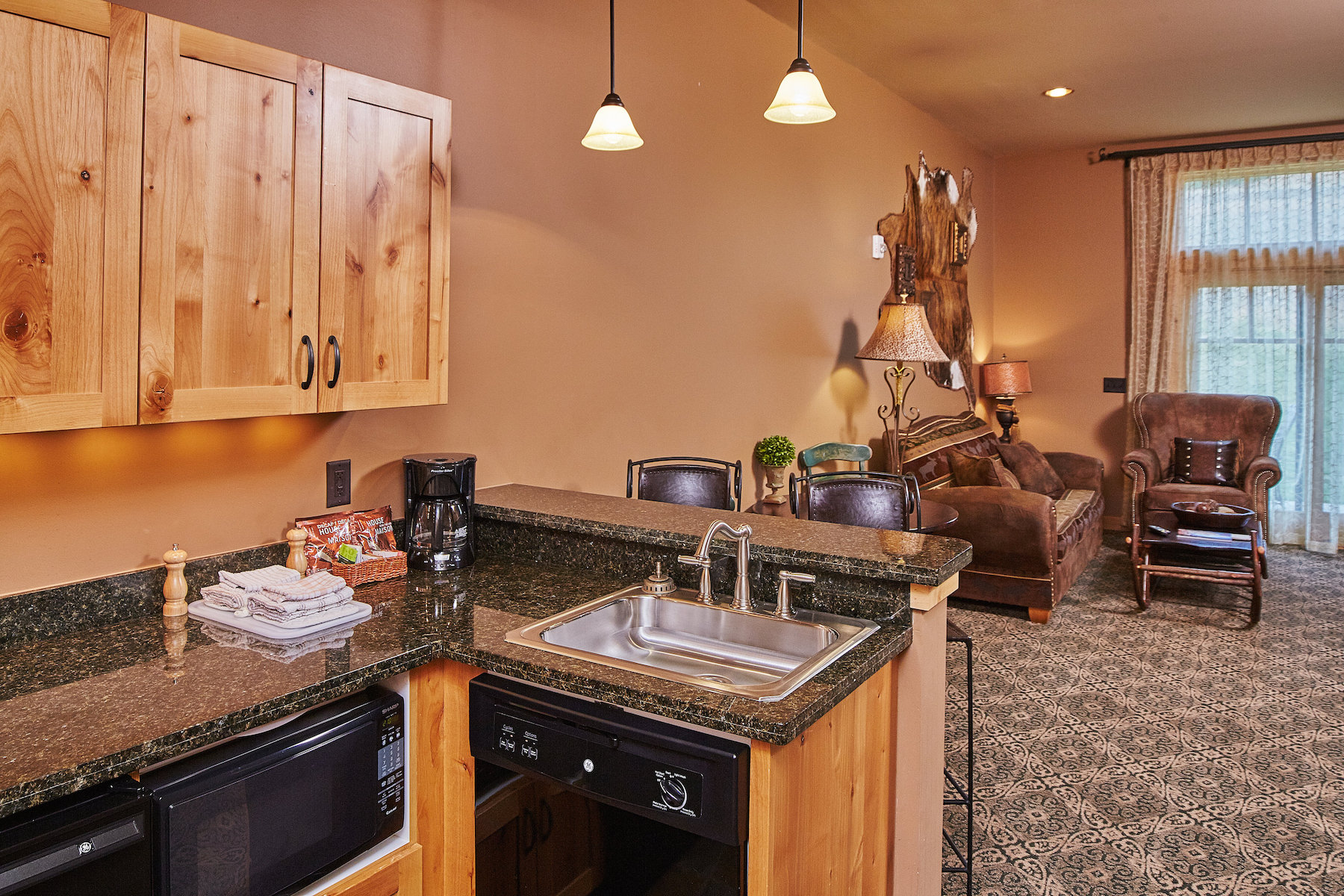 Condominium for Sale at Ski Condo - Village Center 48 Big Sky Resort Road Village Center 218 Big Sky, Montana 59716 United States