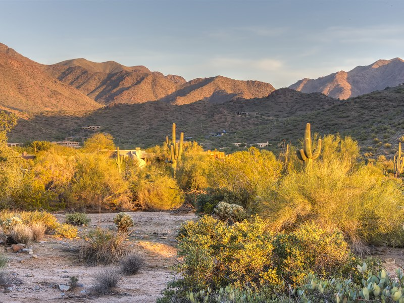 Property For Sale at Fabulous Private 5.81 Acre Custom Homesite with Spectacular Views