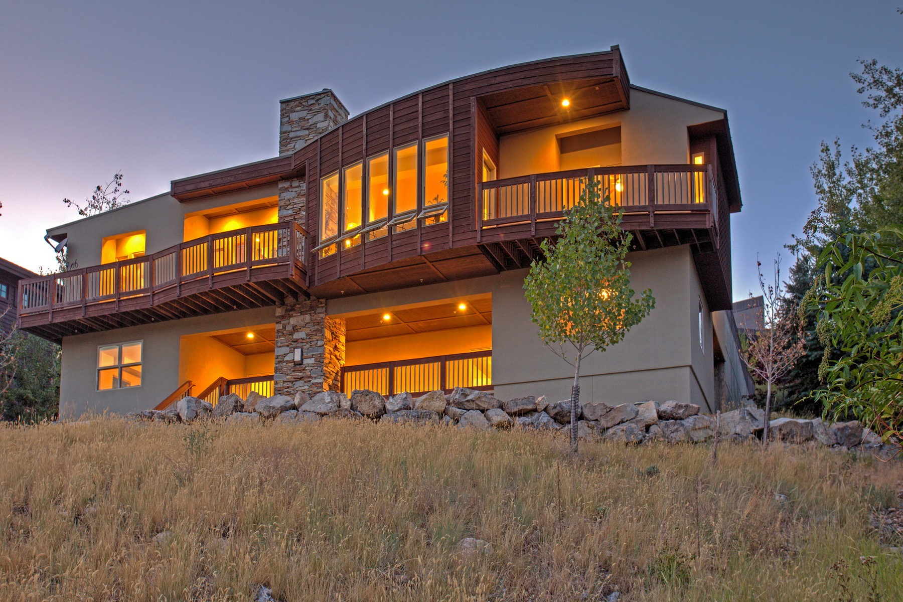 Villa per Vendita alle ore This Is The View That You Are Looking For 1240 Aerie Dr Park City, Utah, 84060 Stati Uniti