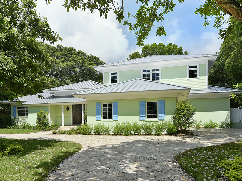 Property For Sale at New Construction Key West Style Home at Ocean Reef