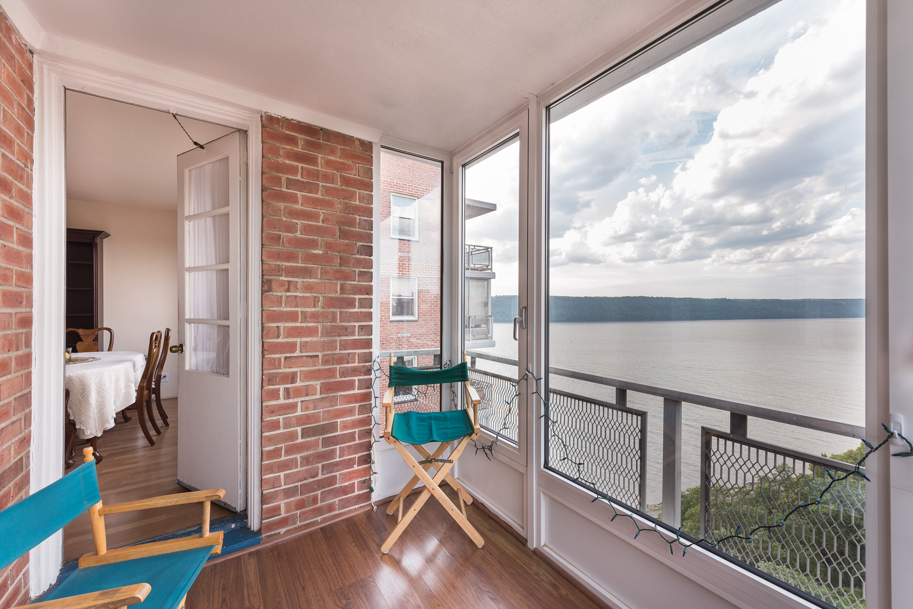 Property For Sale at New to Market - River Views 1 BR with Terrace