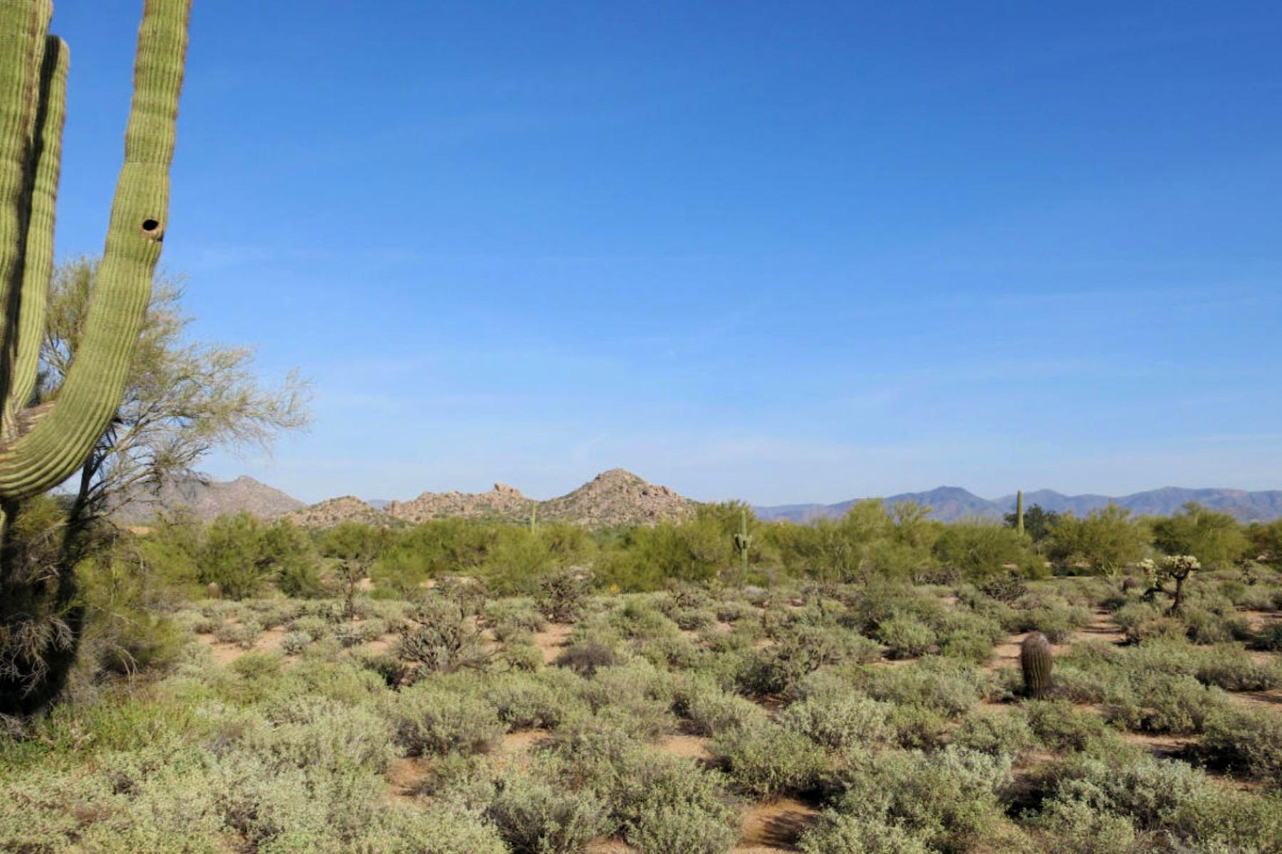 地產 為 出售 在 South-Facing 3 Acre Home Site In Guard-Gated Whisper Rock Estates 7877 E Whisper Rock Trail #75 Scottsdale, 亞利桑那州 85266 美國