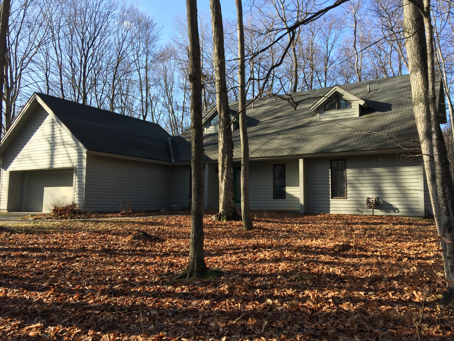 Single Family Home for Sale at Birchwood Golf Course Home 4405 Turfway Trail Harbor Springs, Michigan, 49770 United States