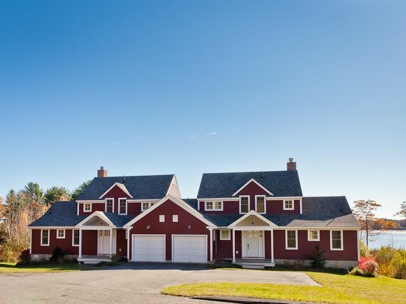 Condomínio para Venda às 51 Powerhouse Hill Lane 51 Powerhouse Hill Lane Unit 12A Rockport, Maine, 04856 Estados Unidos