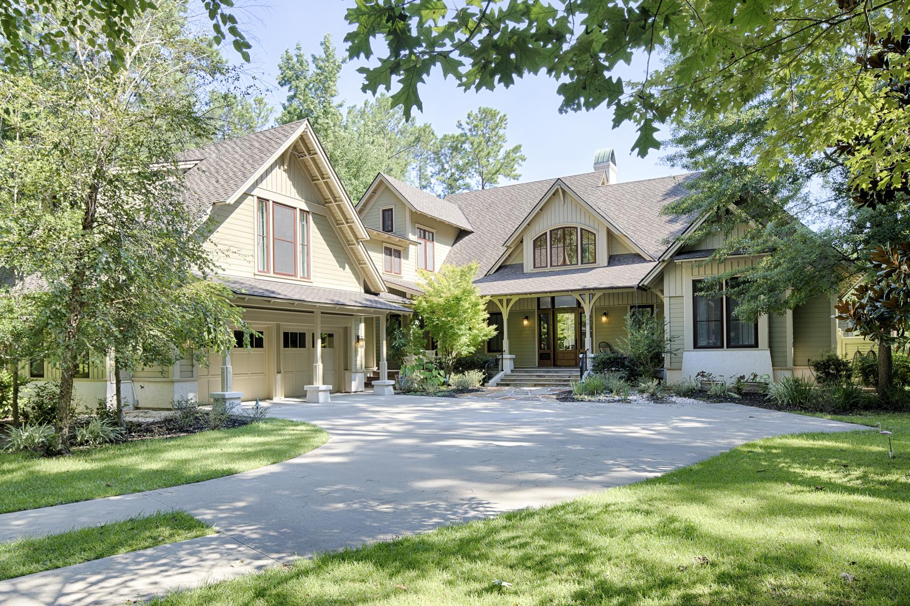 Casa para uma família para Venda às 70 Trout Hole Rd 70 Trout Hole Road Palmetto Bluff, Bluffton, Carolina Do Sul, 29910 Estados Unidos