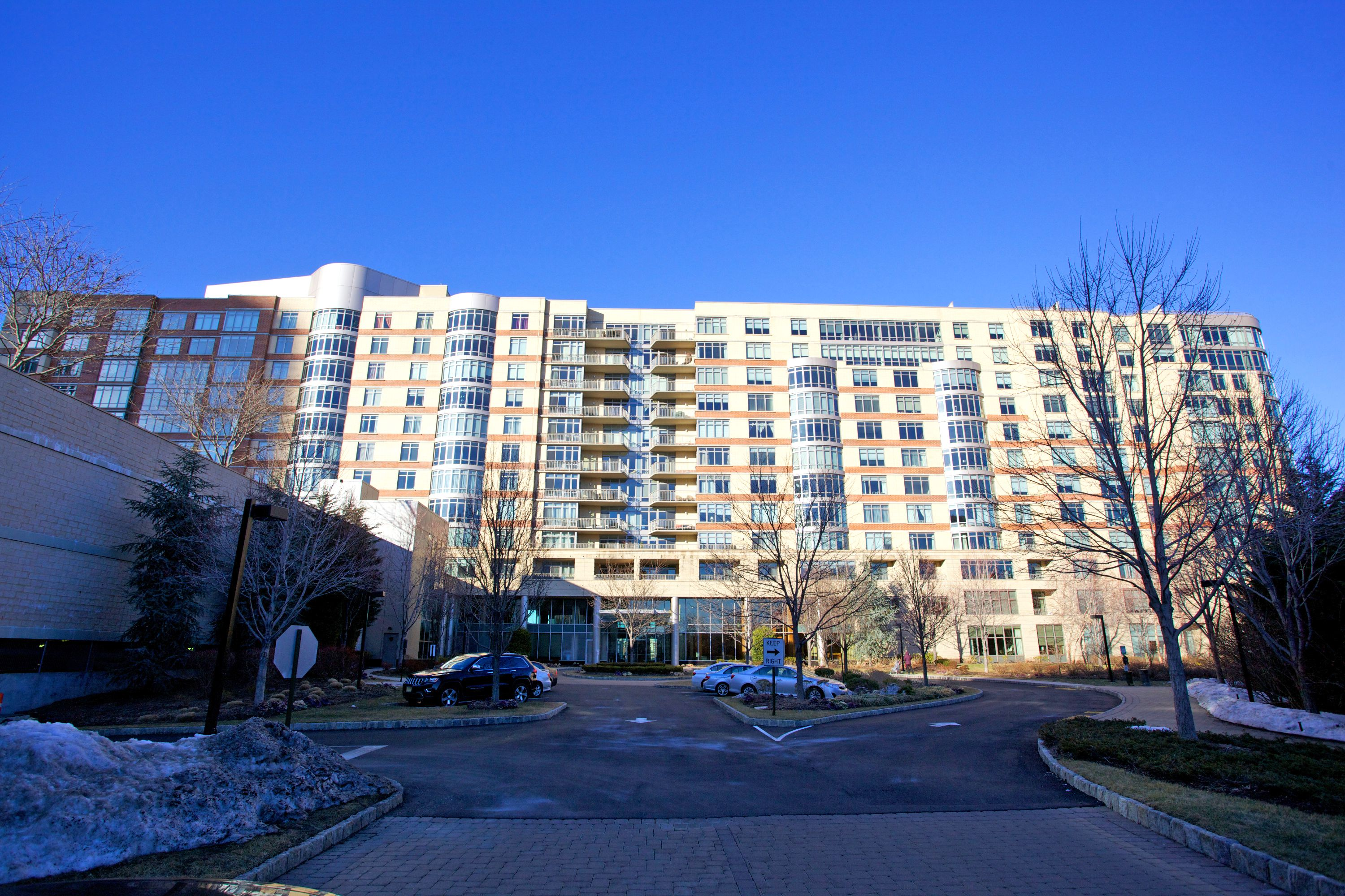 Condominium for Sale at Gorgeous New York Views 8100 River Road #516 North Bergen, New Jersey 07047 United States
