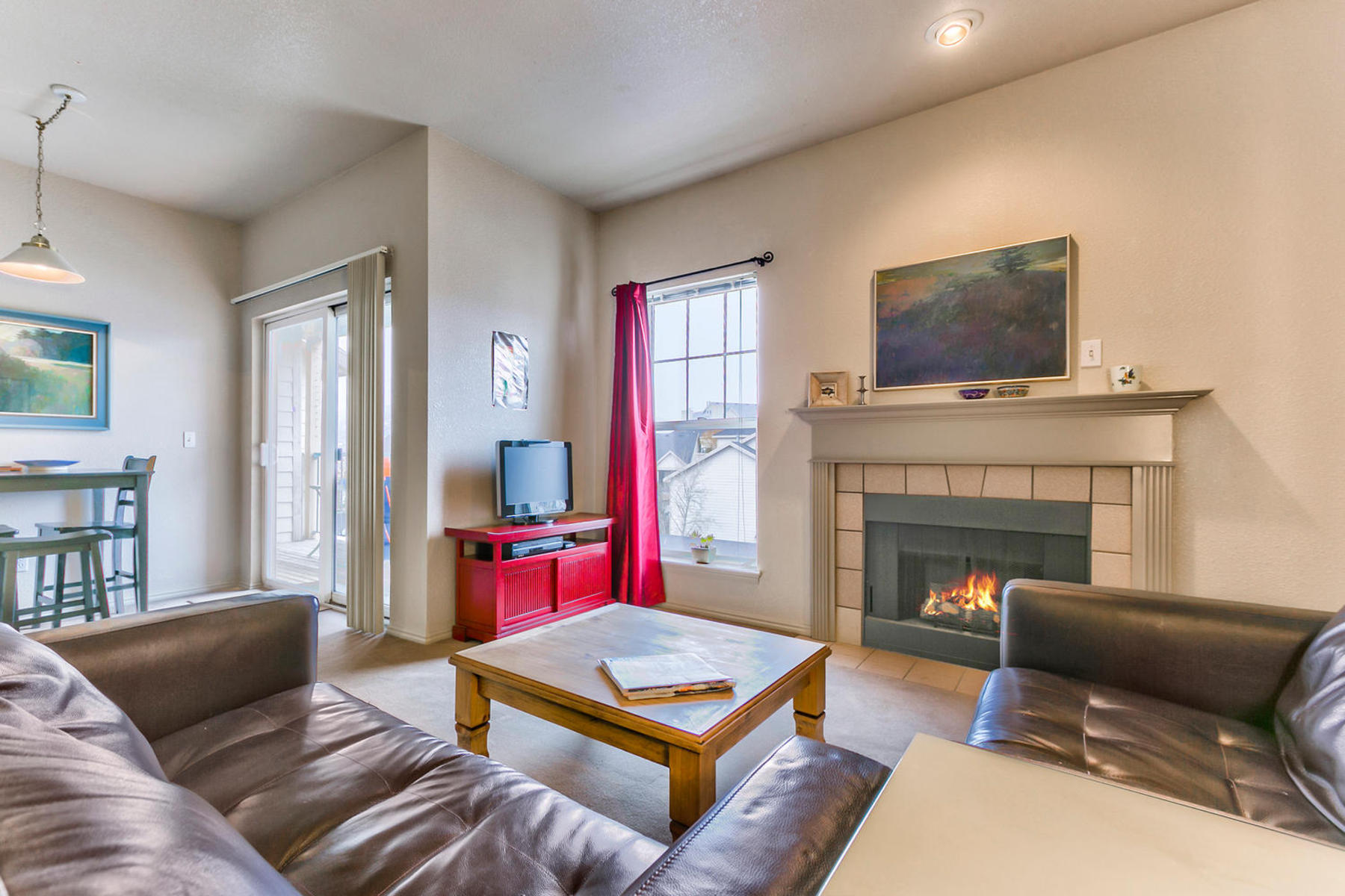 Condominium for Sale at Top Level With a View 900 Bitner Rd #N34 Park City, Utah 84098 United States