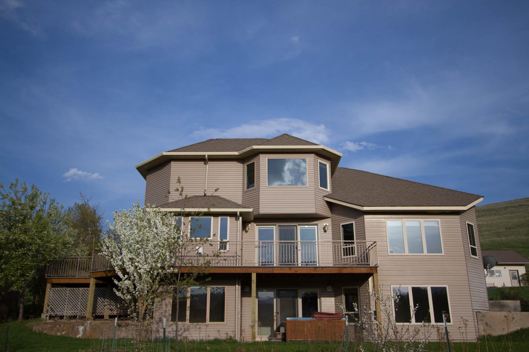 Casa para uma família para Venda às 4261 Sundown Road Missoula, Montana 59804 Estados Unidos