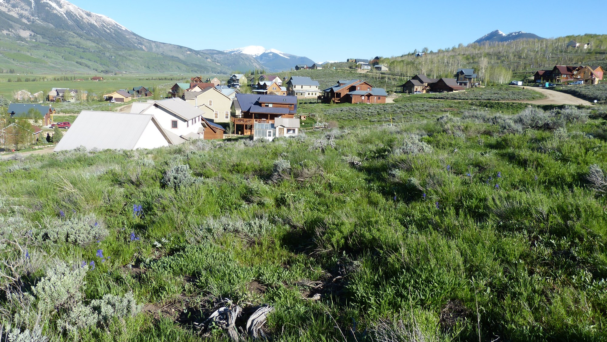 Land for Sale at Grand Views 300 Zeligman Street Crested Butte, Colorado 81224 United States
