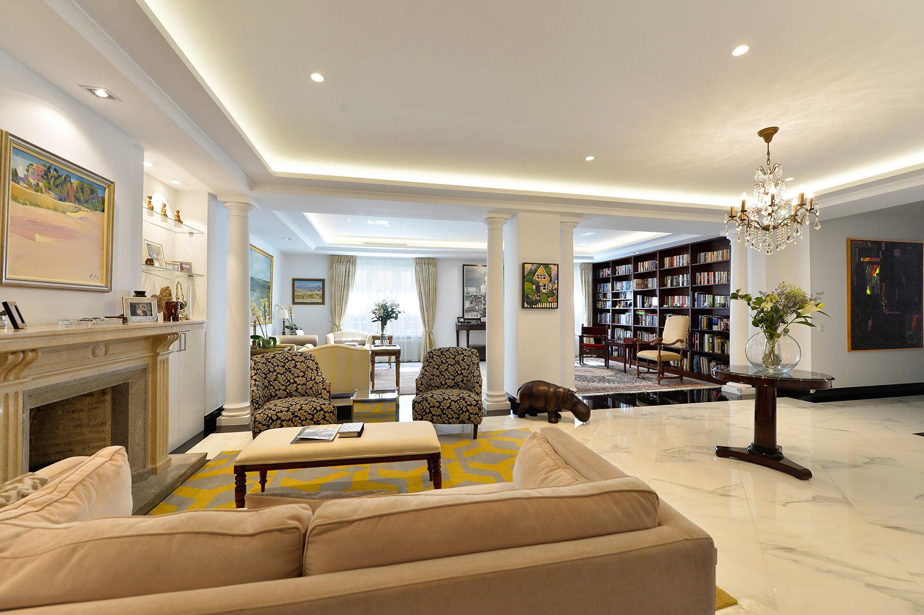 Casa Unifamiliar por un Venta en Espectacular piso de 500 metros Nuñez de Balboa Madrid, Madrid, 28001 España