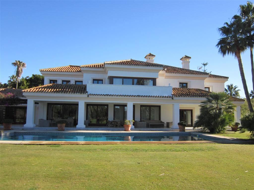 Single Family Home for Sale at Sotogrande Costa Sotogrande, Costa Del Sol, 11310 Spain