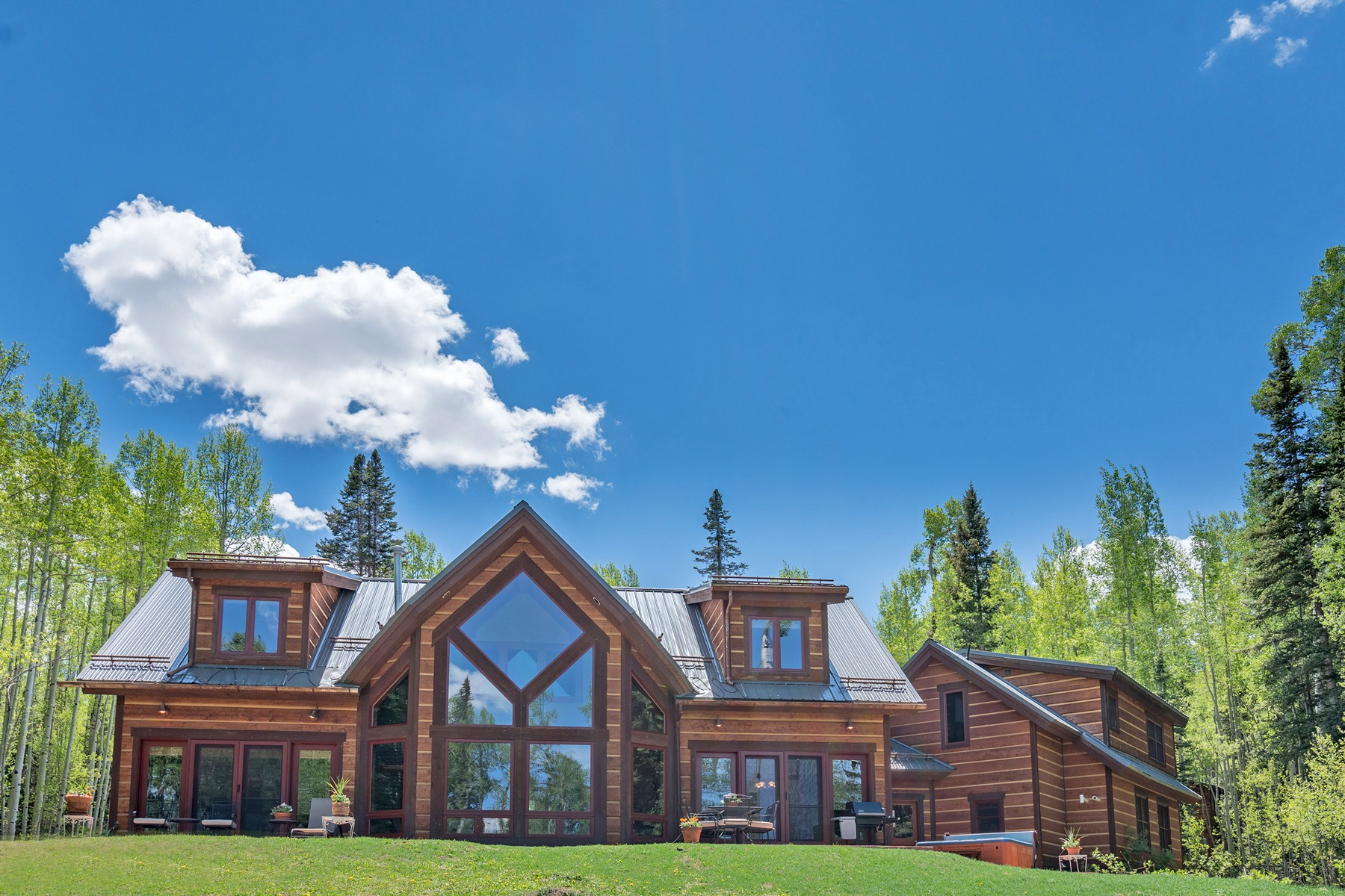 Single Family Home for Sale at 35 Skunk Creek Road Telluride, Colorado, 81435 United States